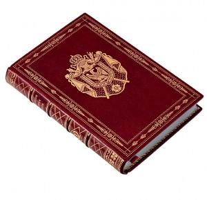 """Эксклюзивная книга """"О войне и мире"""" Наполеон"""