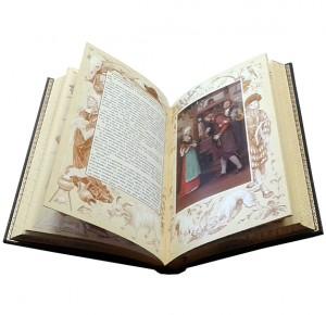 """Иллюстрированная подарочная книга """"Огненный ангел"""""""