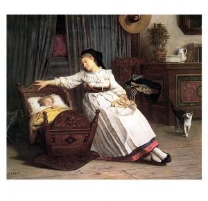 Под солнцем - иллюстрация из подарочного издания