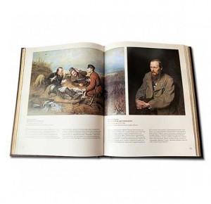 Иллюстрации из подарочной книги Русская живопись