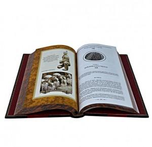 Разворот книги в подарочном наборе Сунь-Цзы. Искусство войны