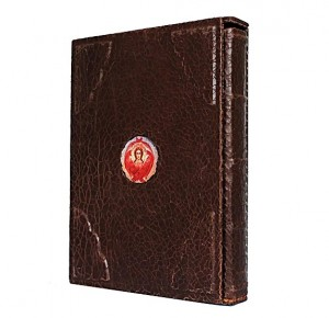 """Подарочная книга """"Святые образы"""" (в футляре-триптих) - обратная сторона"""