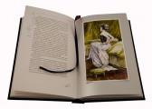 """Иллюстрации подарочной книги """"Дама с камелиями"""""""