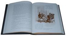 """Разворот подарочной книги """"Мертвые души"""" - фото 2"""