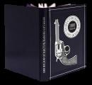 """Книга в подарок мужчине """"1000 видов огнестрельного оружия"""""""