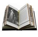 Разворот с иллюстрациями подарочного издания Большая книга семейной мудрости