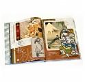 """""""Фудзияма"""" (с фарфоровым штофом). Подарочный набор - фото 6. книга в развороте"""