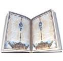 Разворот подарочной книги История Российского флота