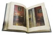 """Фото разворота дорогой подарочной книги """"Крейцерова соната"""""""