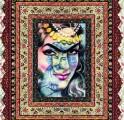 """Разворот подарочного издания книги """"Рубайят. Омар Хайям и персидские поэты X - XVI вв."""" - фото 9"""