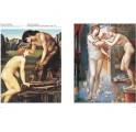"""Иллюстрации к подарочному изданию """"Шедевры английской живописи"""""""