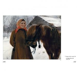 """Фото 3. Иллюстрации из книги """"Валентин Серов"""""""