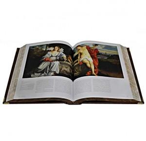 """Подарочные книги """"Великие художники итальянского возрождения"""" в 2 томах - фото 5"""