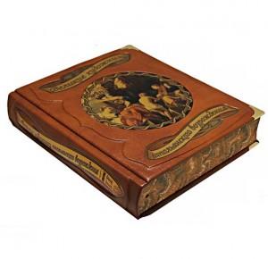 """Подарочные книги """"Великие художники итальянского возрождения"""" в 2 томах - фото 4"""
